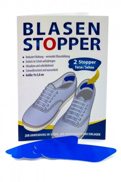 Blasenstopper - 2 Stopper für die Ferse
