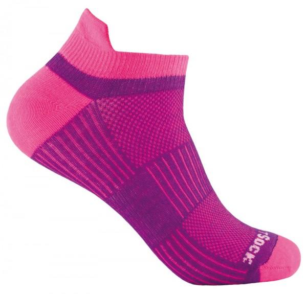 COOLMESH II low tab, doppellagige Sneaker-Socken