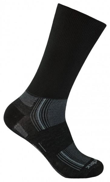 STRIDE crew, doppellagige Socken, wadenhoch
