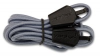 YANKZ-Schnürsystem (Farbe: Grau)