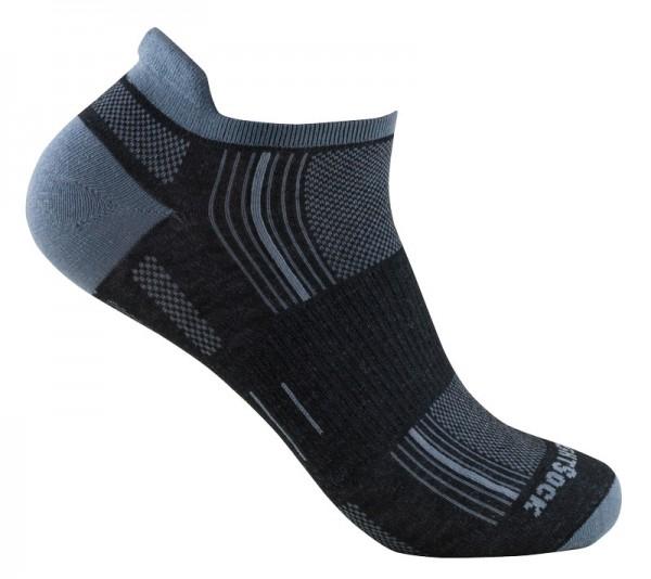 STRIDE low tab, doppellagige Sneaker Socken