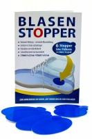 Blasenstopper - 6 Ovale Stopper Zehe/Fußkante