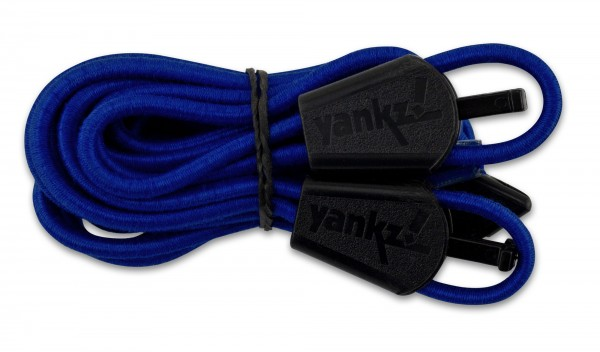 YANKZ-Schnürsystem (Farbe: Royalblau)