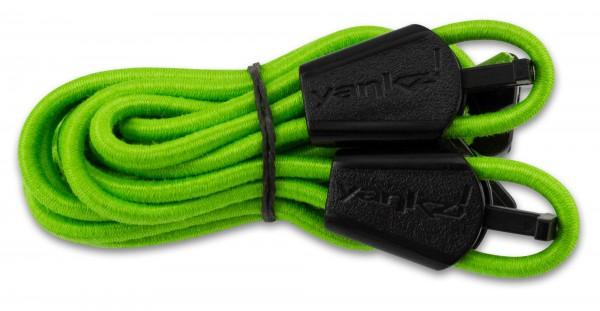 YANKZ-Schnürsystem (Farbe: Neongrün)