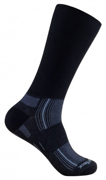 SILVER STRIDE crew, doppellagige Socken (Schaft extra lang), antibakteriell