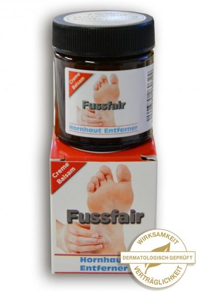 Fußfair Hornhautentferner (Balsam-Creme) 30ml