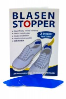 Blasenstopper - 2 Stopper Ferse/Sehne