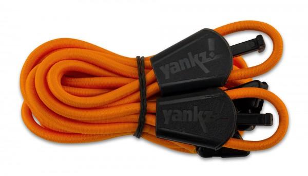 YANKZ-Schnürsystem (Farbe: Neonorange)
