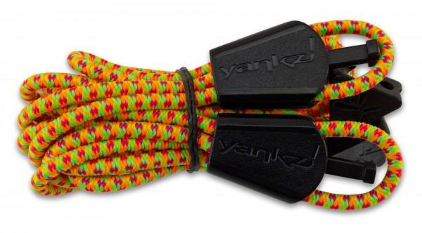YANKZ-Schnürsystem (Farbe: Multicolor)